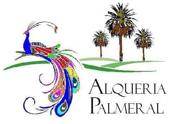 ALQUERÍA PALMERAL Turismo Natural OASIS AL-ANDALUS - Elche