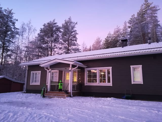 Minna's Guesthouse - B & B in the country