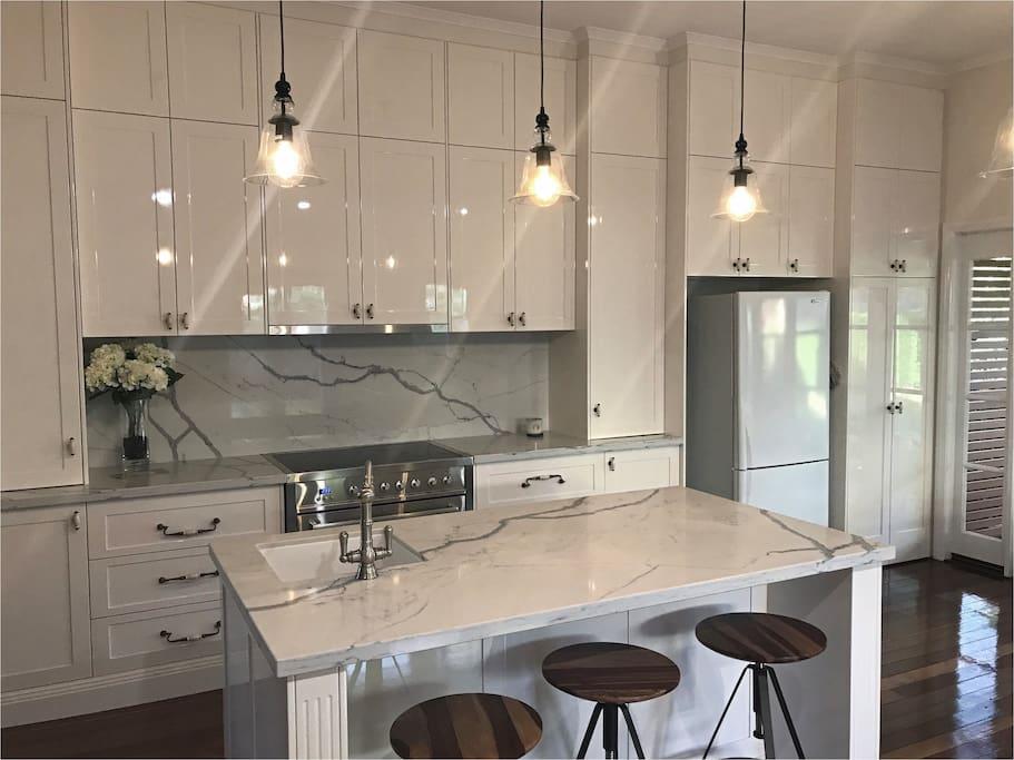 Beautiful dream kitchen