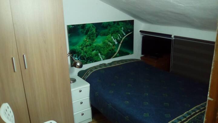 Habitaciones con cerradura a 200mtrs playa.WIFI/TV