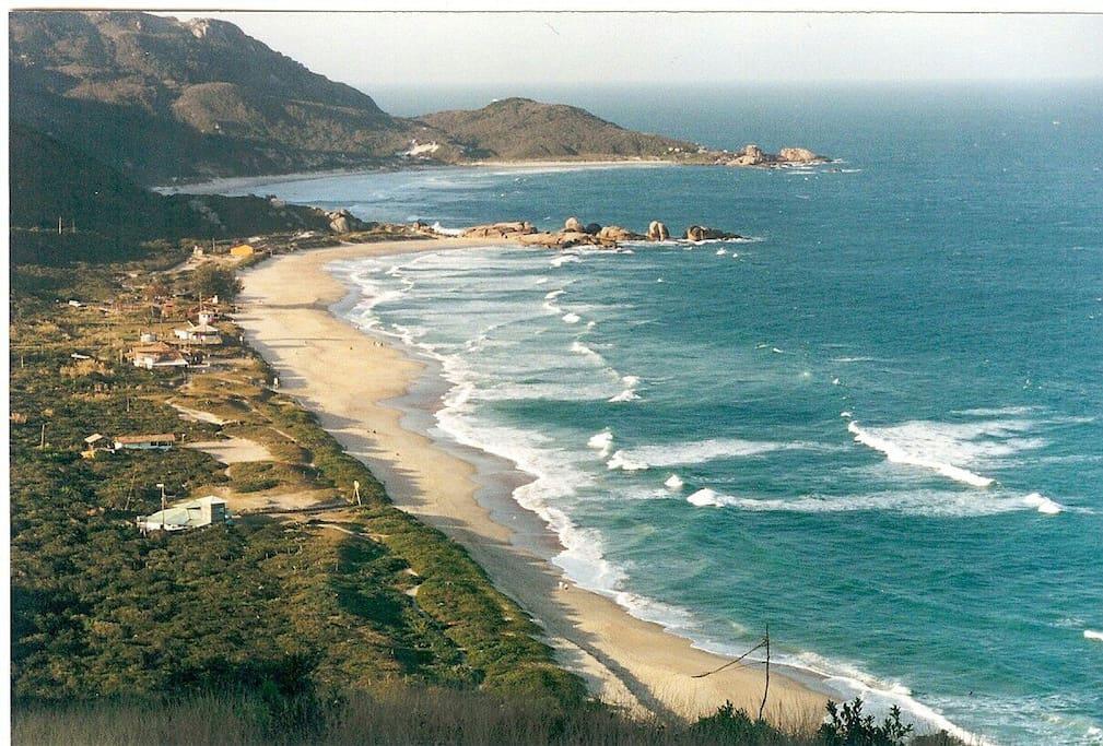 Praia Mole - Vista Geral