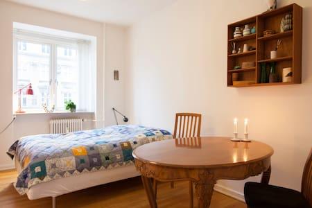 Lovely room on Christianshavn - København