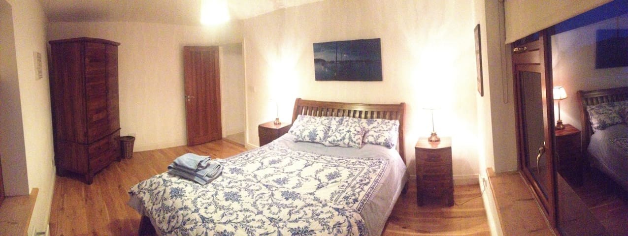 Baunoges Mountain View  Double room - Letterfrack - Casa