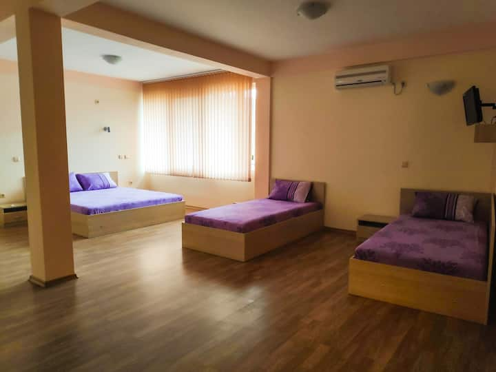 3-bed bedroom in Sunny beach