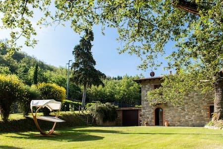 B&B Casole -Nel Cuore della Toscana - Ortignano Raggiolo - ที่พักพร้อมอาหารเช้า