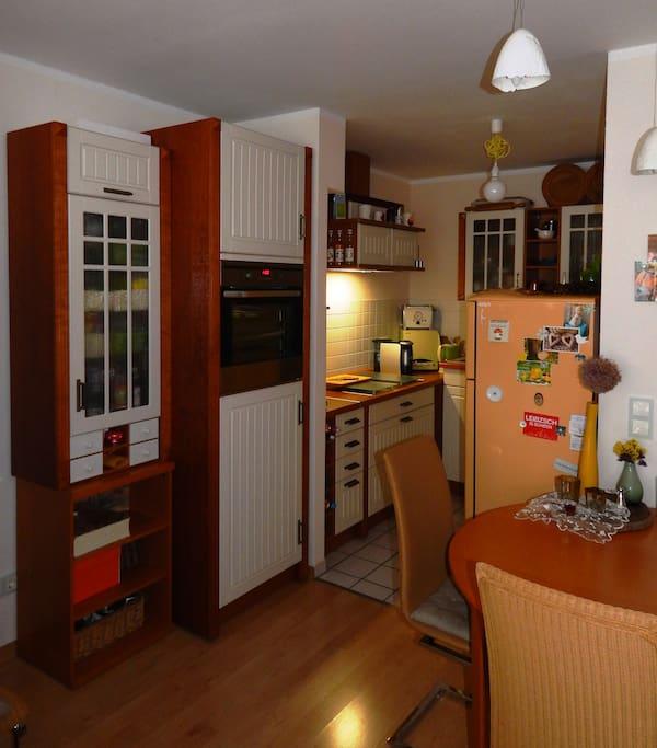 Kochecke ~ kitchen