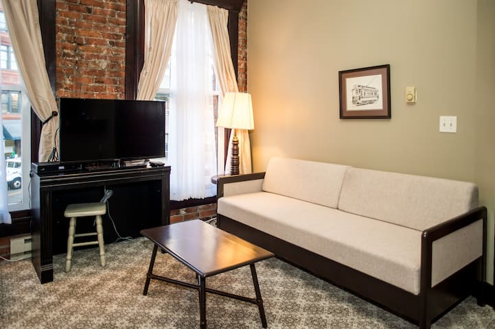 Pioneer Square Apartment 202