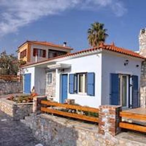 ART - LUXURY FLAT VILLA  75 square meters area