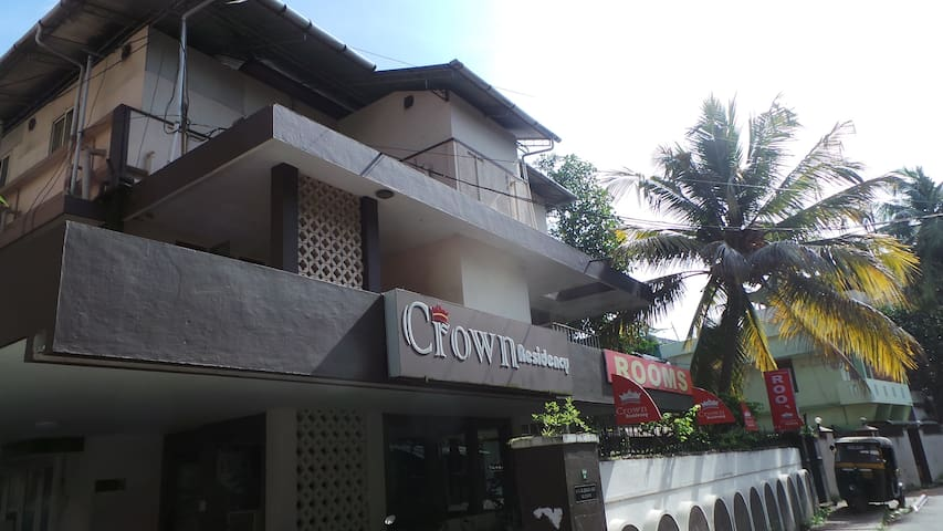 Crown Residency - Ernakulam