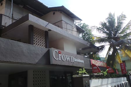 Crown Residency - Ernakulam - Hotel boutique