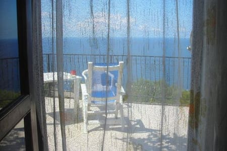 House with sea view - Katun,Donje selo - Haus
