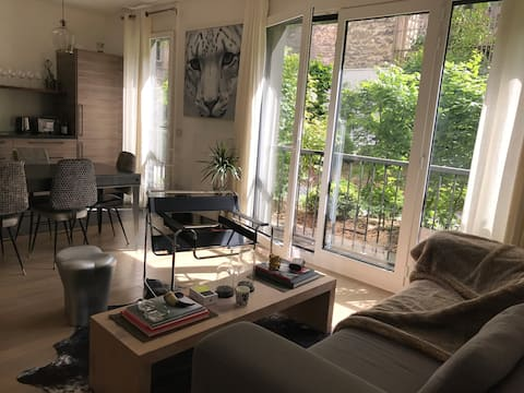 Appartement - Rolland Garros