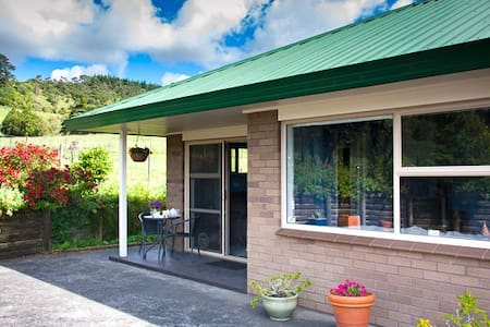 A rural retreat close to Auckland - Helensville