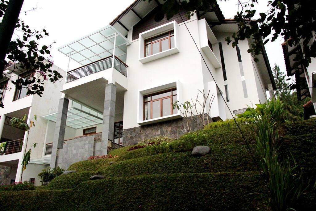 Our Modern Minimalist Villa