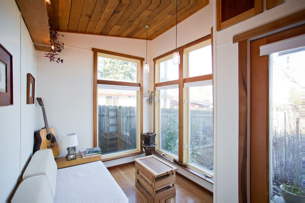 tiny house in portland best budget accommodation