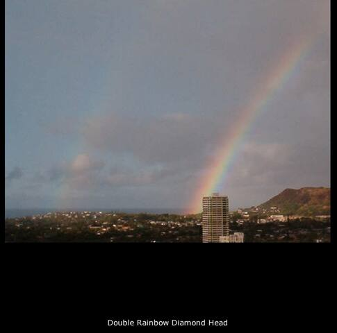 Awesome Ocean and Diamond Head view