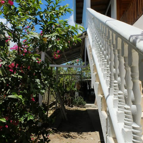 Studio with garden close to sea - Choiseul, Saint-Lucia - Byt