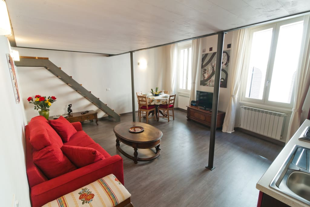 Art Appartment Santo Spirito Matteo Flats For Rent In