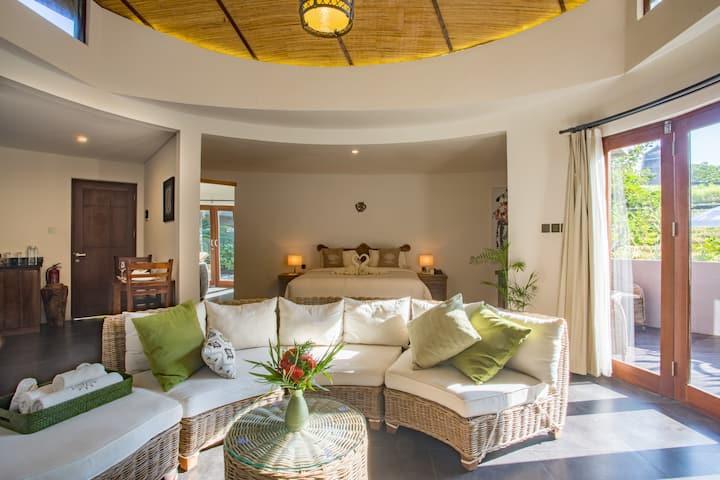 De Moksha One Bedroom Pool Villa