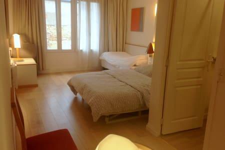 Chambres BOUFFLET lumineuse - Laon
