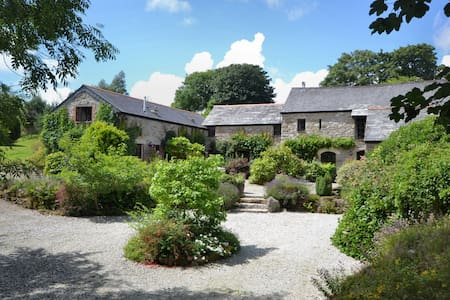 Lavender Cottage. 4 Star Gold Award - Liskeard - Casa