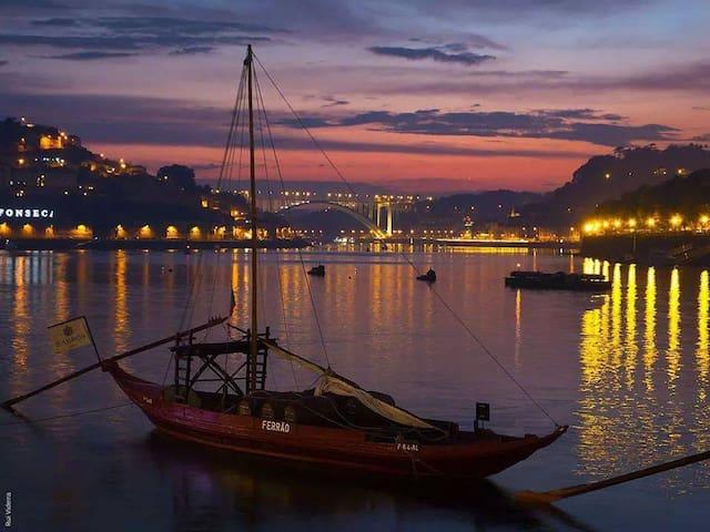 vila piscatória - São Pedro da Afurada - Rumah