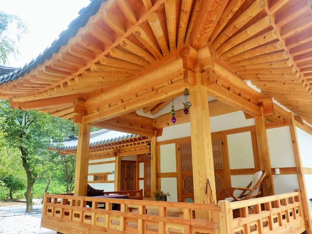 Experience Real Korean House -Hanok (호연재) - Soyang-myeon, Wanju-gun