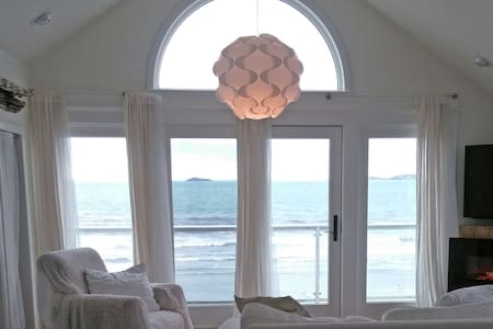Gorgeous Oceanfront Penthouse - Swampscott - Appartement