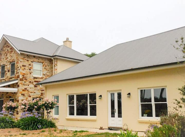 Beautiful Adelaide hills Property.
