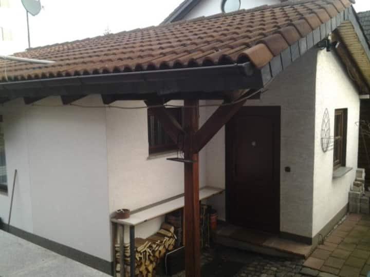 1-Zi-Apt. in Rüsselsheim in ruhiger Wohngegend