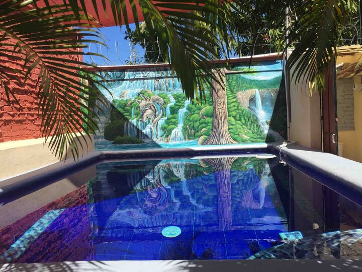 Charming Mexican Casa Pet Friendly Private Pool