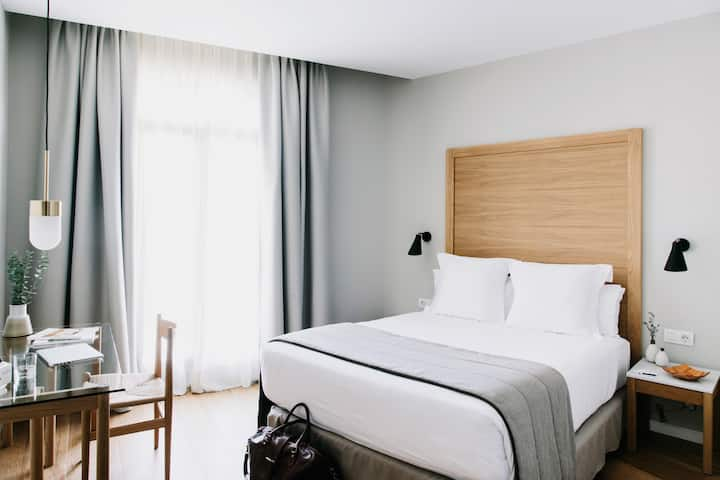 Double Room in Hotel Regina Barcelona