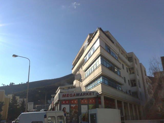 Budva center apartment 3