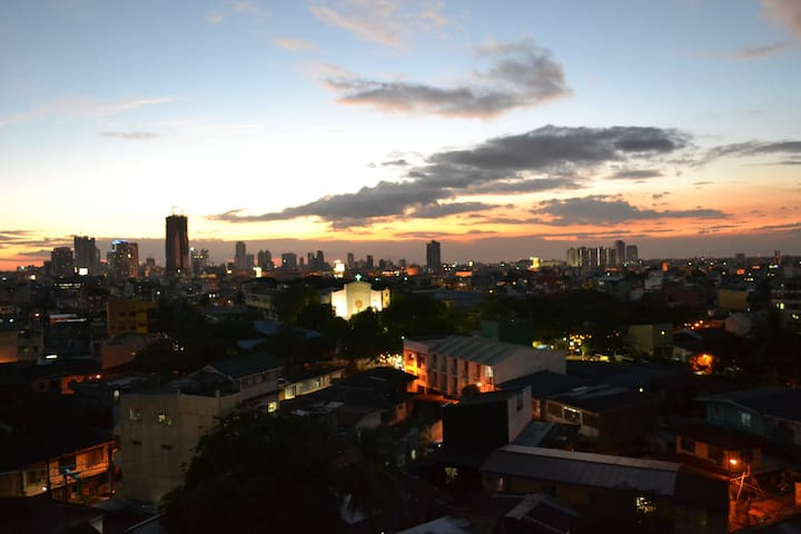 Overlooking Manila 2 - Manila - Appartement
