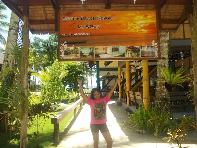 Eddies Beach Resort Siargao