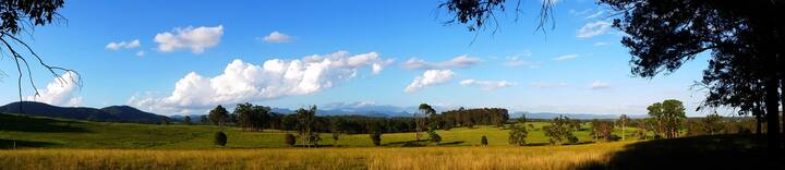 Tallowood Ridge Farm B&B Manning Valley camping