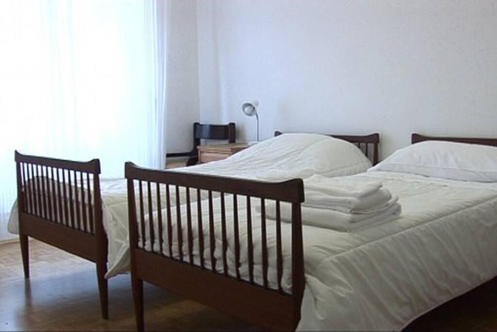 stanza letto 2