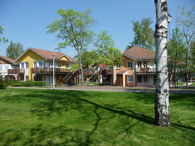 Gäste- und Ferienappartement 25a - Freiberg - Lejlighed