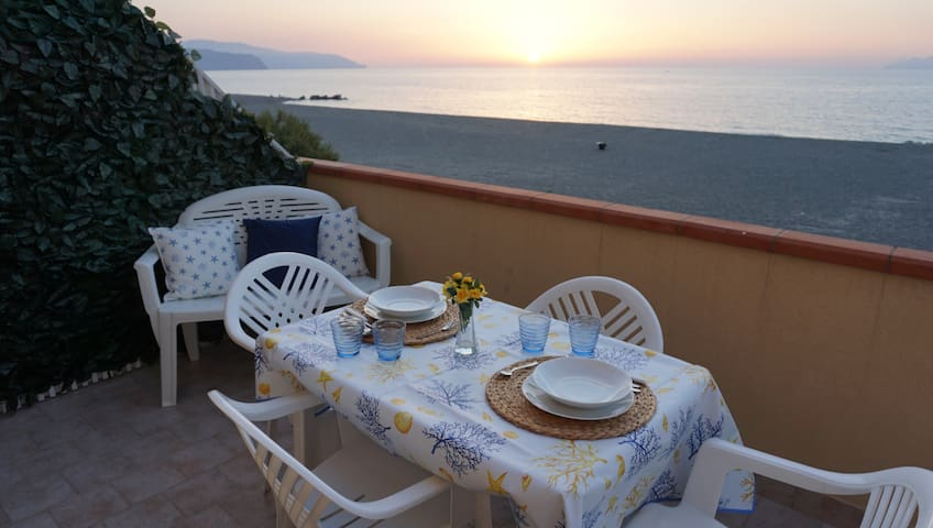 Mare in Sicilia - Terme Vigliatore - Apartment