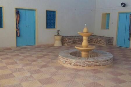 maison d'hôtes refaite à neuf - Djerba Ajim