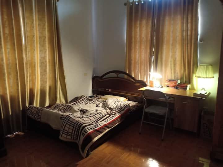Phòng nghỉ cá nhân