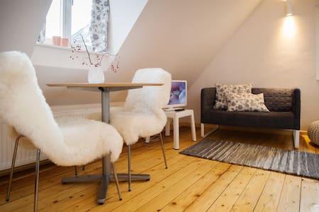 Apartment winery Werk2-smalltalk - Geisenheim - Leilighet