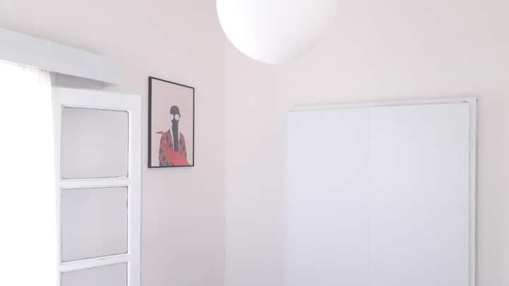 Peach Apartment