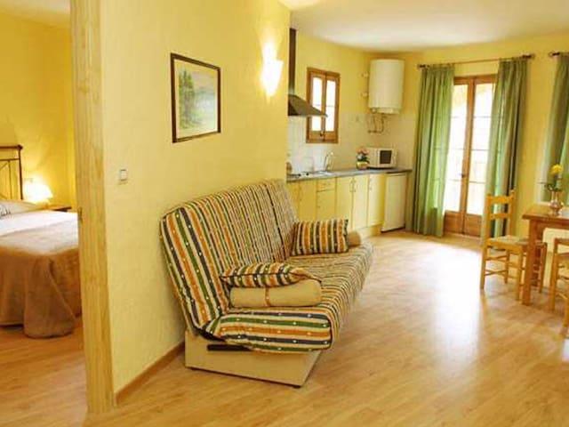 Apartamentos Turísticos CAL RATERO - Maçanet de Cabrenys - Appartement