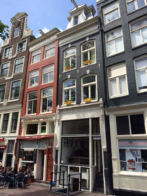 Manikomio b b 1 chambres d 39 h tes louer amsterdam for Chambre d hotes amsterdam