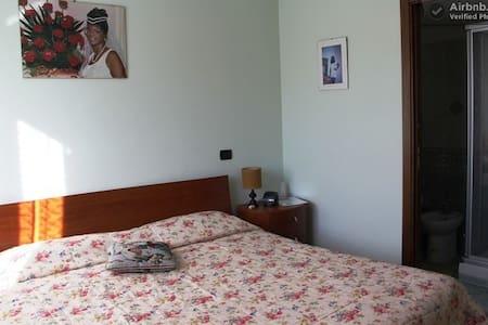 STANZA MATRIMONIALE  PER 2  50€/55€ - Sestri Levante - Bed & Breakfast