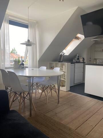 Charmerende lille lejlighed i Aarhus c