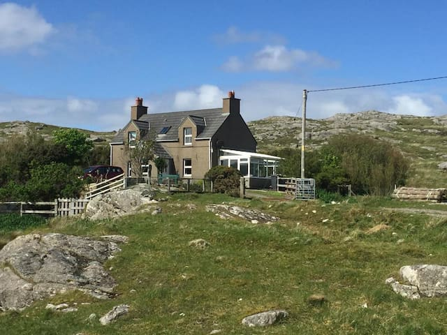 George's House, Isle of Harris