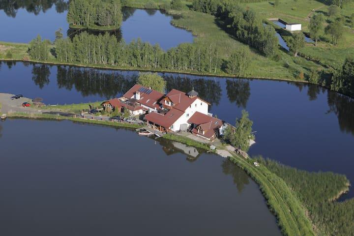 AGRORYB - Gryfów Śląski - Apartment
