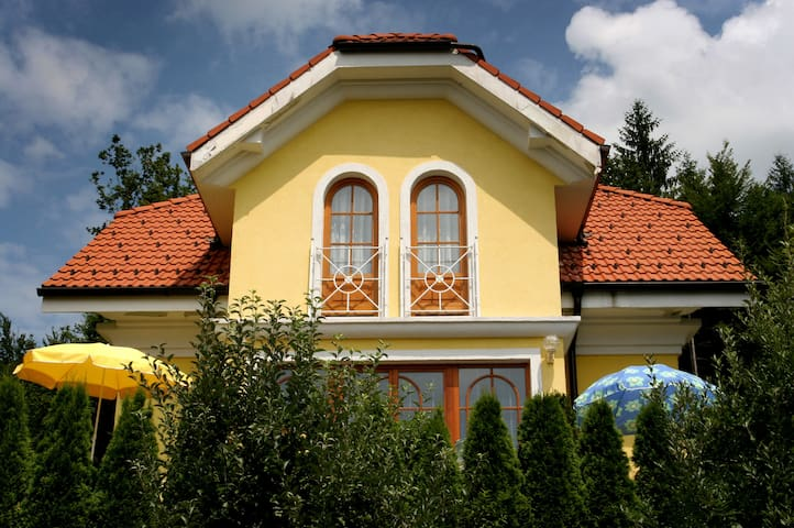 Beautiful House for people who love Nature - Šmarješke Toplice - บ้าน